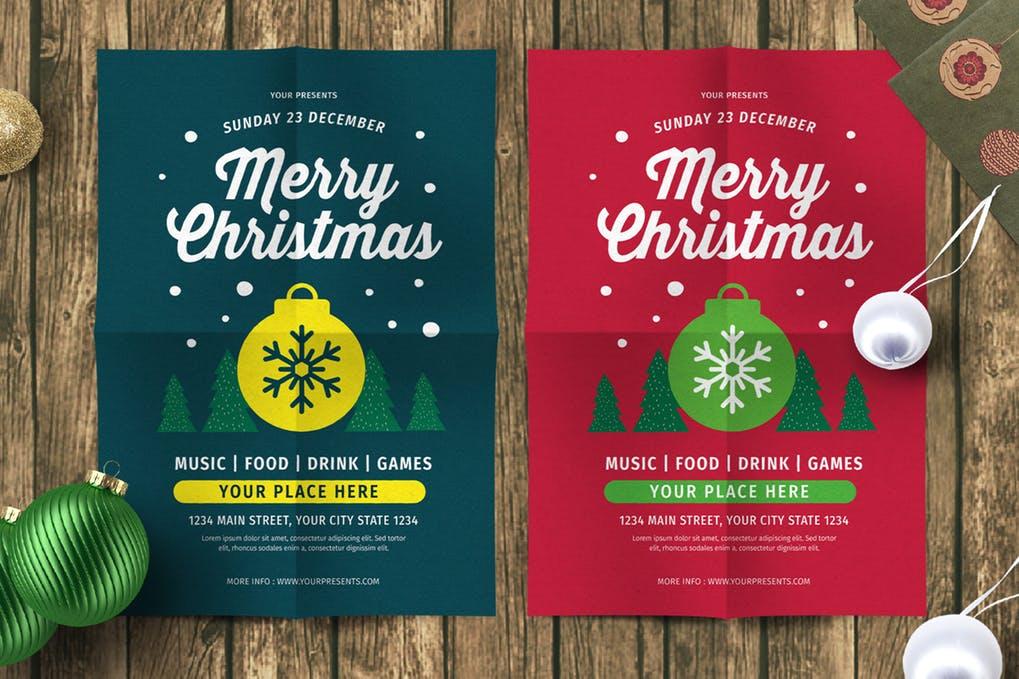 Christmas Flyers | Rush Flyer Printing
