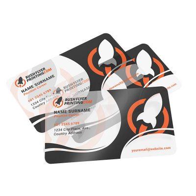 Rfp Business Card Plastic